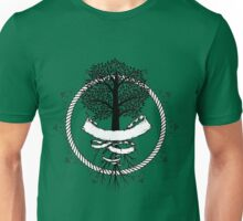 Yggdrasil - Family, Union, Togetherness, Oneness With The World Unisex T-Shirt