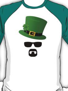 White Leprechaun T-Shirt