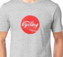Cycling Cola Chainring Unisex T-Shirt