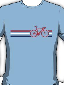 Bike Stripes British National Road Race v2 T-Shirt