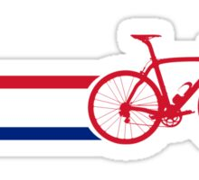 Bike Stripes British National Road Race v2 Sticker