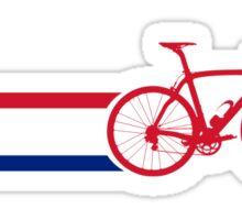 Bike Stripes British National Road Race v2 Sticker