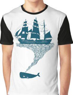Exhaling flotsam Graphic T-Shirt