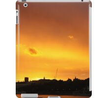 Sunset On The River Thames iPad Case/Skin