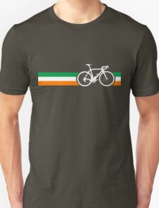 Bike Stripes Irish National Road Race Unisex T-Shirt