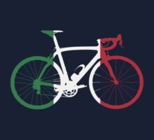 Bike Flag Italy (Big) Kids Clothes