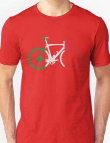 Bike Flag Italy (Big) Unisex T-Shirt