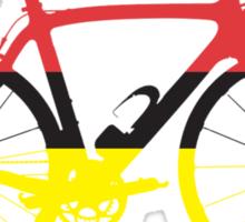 Bike World Champion (Big) Sticker