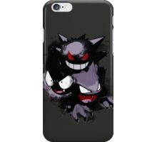 Ghostly Power iPhone Case/Skin