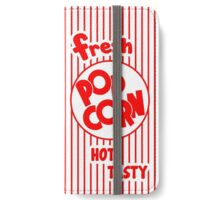 Popcorn Bag iPhone Wallet/Case/Skin