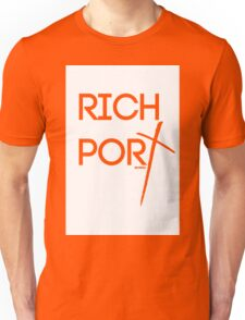 RICH PORT BY REVISION ™ Unisex T-Shirt