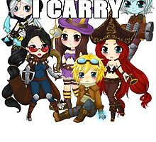 Carry classic - League of Legends by linkitty
