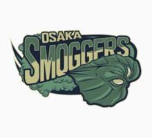 OSAKA: SMOGGERS One Piece - Short Sleeve