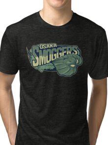 OSAKA: SMOGGERS Tri-blend T-Shirt