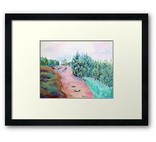 My favourite place II Framed Print