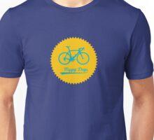 Chainring Sun (Happy Days) Unisex T-Shirt