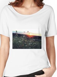 Cellophane Sky Women's Relaxed Fit T-Shirt