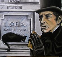 Vincent Price from Tomb of Ligeia by tonypatrick