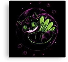 Cheshire Express Canvas Print