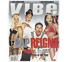 Rap Queens Poster