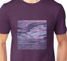 Sunset colours on the sea Unisex T-Shirt