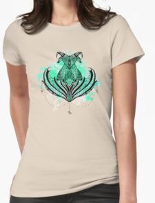 Capricorn 4 Womens Fitted T-Shirt