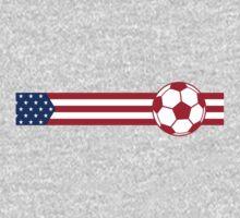 Football Stripes USA by sher00