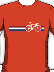 Bike Stripes Netherlands National Road Race T-Shirt