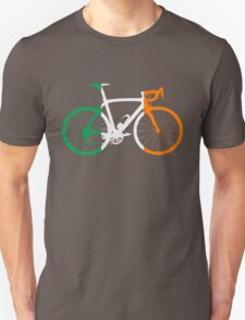 Bike Flag Ireland (Big) Unisex T-Shirt