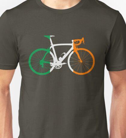 Bike Flag Ireland (Big) Unisex T-Shirt