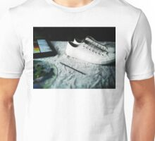 Converse All Star Paint Canvas Unisex T-Shirt