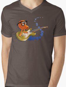80z Allstars QBert Mens V-Neck T-Shirt