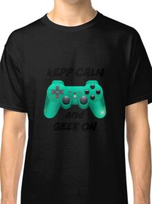 consola del friki  Classic T-Shirt