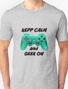 consola del friki  Unisex T-Shirt