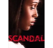 Scandal - Gladiators at the ready  Photographic Print