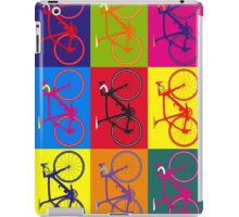 Bike Andy Warhol Pop Art iPad Case/Skin