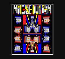 Robot pixel magnetique Unisex T-Shirt