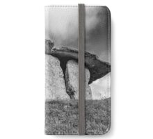 Poulnabrone dolmen iPhone Wallet/Case/Skin