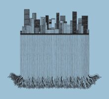 A city dissected 2 by Simon Reeves