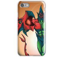 Yu-Gi-Oh! GX Elemental Hero Flame Wingman iPhone Case/Skin