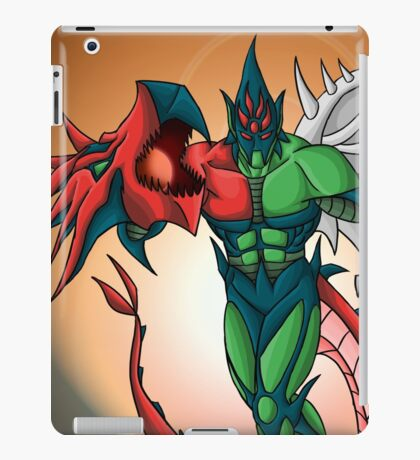Yu-Gi-Oh! GX Elemental Hero Flame Wingman iPad Case/Skin