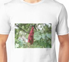 Red Plant Unisex T-Shirt