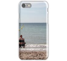 Well son, Canute couldn't do it either. iPhone Case/Skin