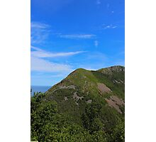 Tip of the Skyline Trail Photographic Print