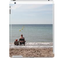 Well son, Canute couldn't do it either. iPad Case/Skin