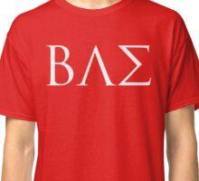 BAE White Logo Classic T-Shirt