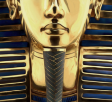 Tutankhamun - King Tut Sticker