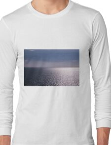 Deep Blue Sea Long Sleeve T-Shirt