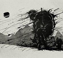 Hard Journey by Lukas Brezak