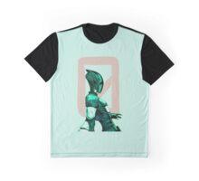 Haiku Hitman Graphic T-Shirt